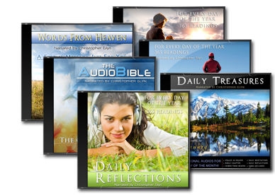 Treasures 365 - Christian Audio Devotionals For Everyday Of